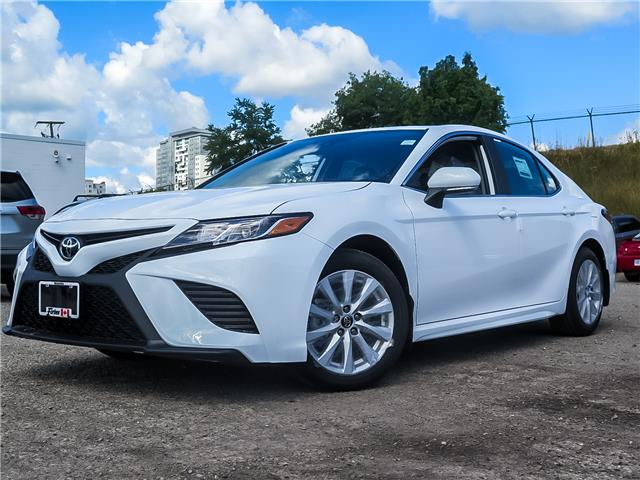 2019 Toyota Camry SE (Stk: 93037) in Waterloo - Image 1 of 17