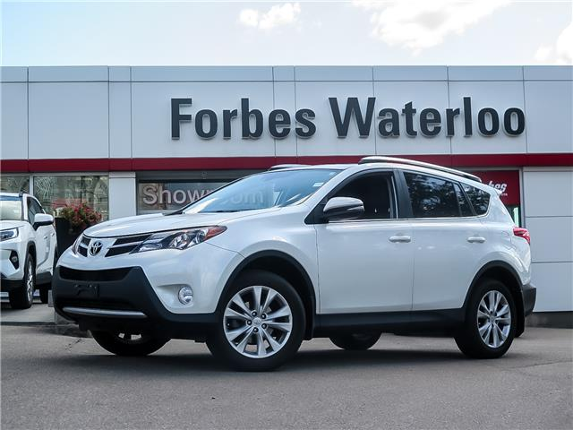 2015 Toyota RAV4 Limited (Stk: 95522A) in Waterloo - Image 1 of 24