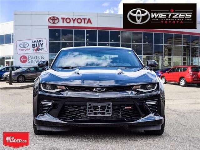 2016 Chevrolet Camaro 2SS (Stk: 69235A) in Vaughan - Image 2 of 26