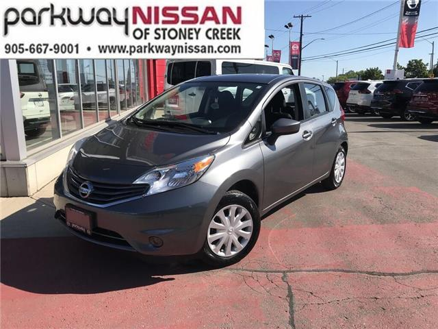 2016 Nissan Versa Note 1.6 SV (Stk: N19612A) in Hamilton - Image 1 of 12