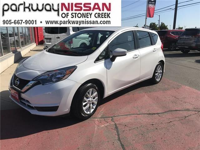 2018 Nissan Versa Note 1.6 SV (Stk: N1502) in Hamilton - Image 1 of 12