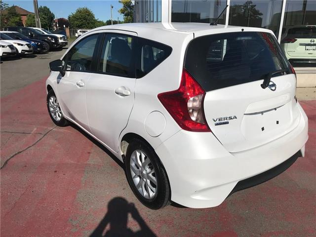 2018 Nissan Versa Note 1.6 SV (Stk: N1502) in Hamilton - Image 4 of 12