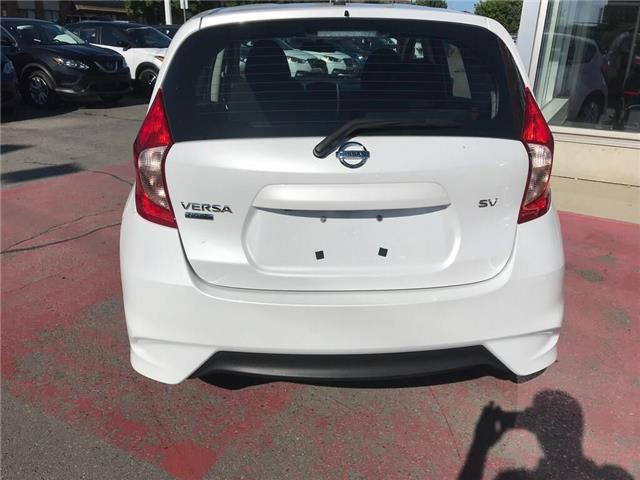 2018 Nissan Versa Note 1.6 SV (Stk: N1502) in Hamilton - Image 5 of 12