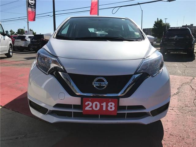 2018 Nissan Versa Note 1.6 SV (Stk: N1502) in Hamilton - Image 7 of 12