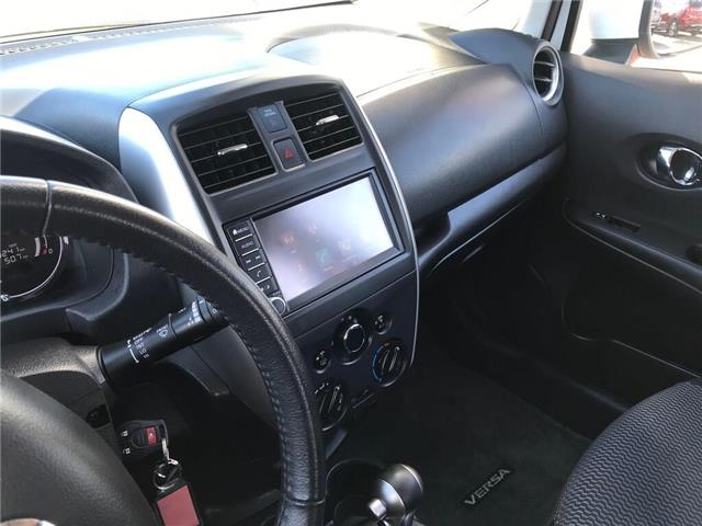 2018 Nissan Versa Note 1.6 SV (Stk: N1502) in Hamilton - Image 10 of 12