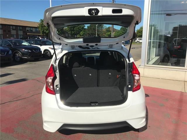 2018 Nissan Versa Note 1.6 SV (Stk: N1502) in Hamilton - Image 12 of 12