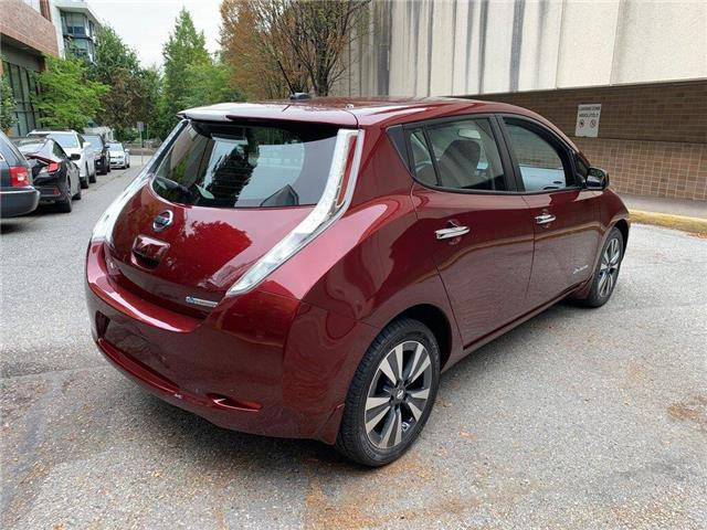 2016 Nissan LEAF SV (Stk: B24410A) in Vancouver - Image 11 of 23