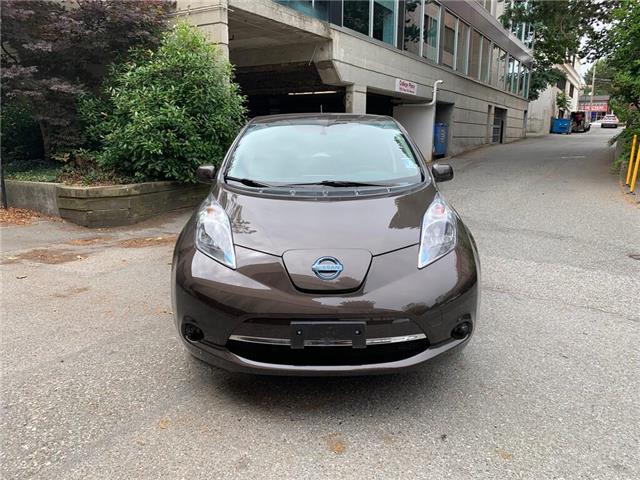 2016 Nissan LEAF SV (Stk: B20970A) in Vancouver - Image 6 of 25