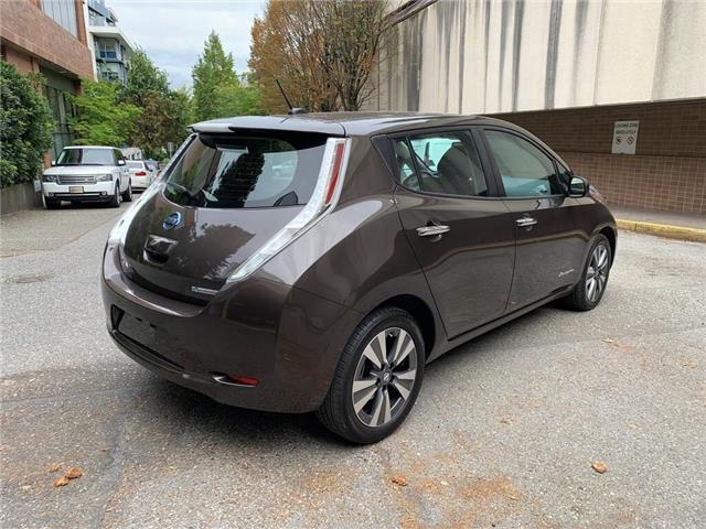 2016 Nissan LEAF SV (Stk: B20970A) in Vancouver - Image 14 of 25