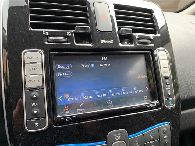 2016 Nissan LEAF SV (Stk: B20970A) in Vancouver - Image 19 of 25