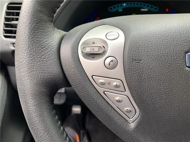 2016 Nissan LEAF SV (Stk: B20970A) in Vancouver - Image 22 of 25