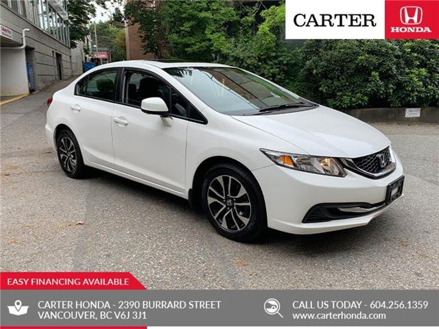 2013 Honda Civic EX (Stk: B87920A) in Vancouver - Image 1 of 24