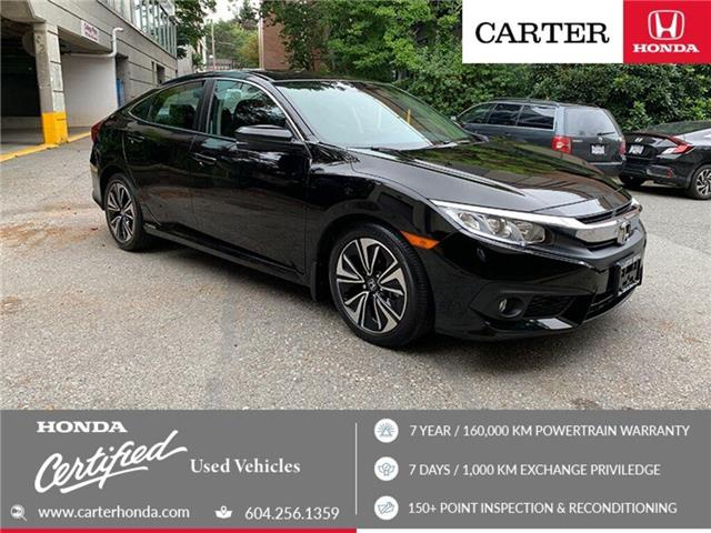 2018 Honda Civic EX-T (Stk: 3K29741) in Vancouver - Image 1 of 22