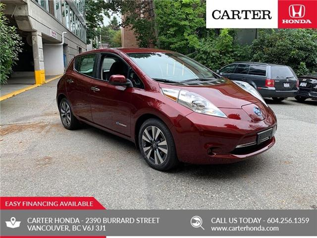 2017 Nissan LEAF  (Stk: B15780) in Vancouver - Image 1 of 22