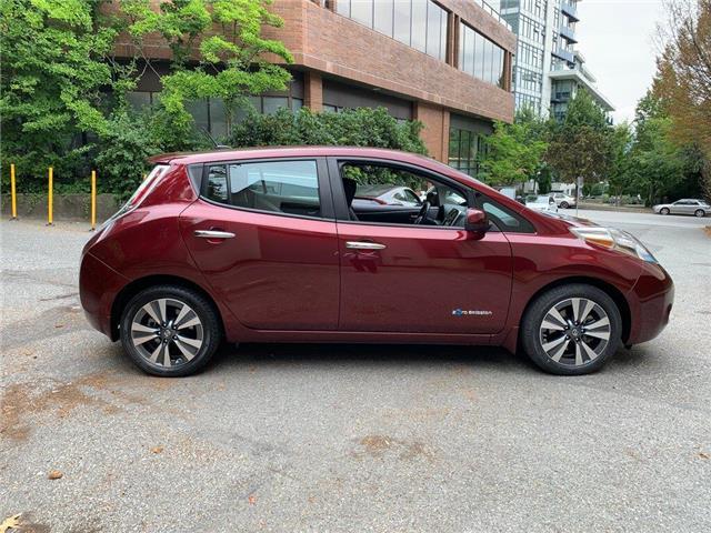 2017 Nissan LEAF  (Stk: B15780) in Vancouver - Image 12 of 22