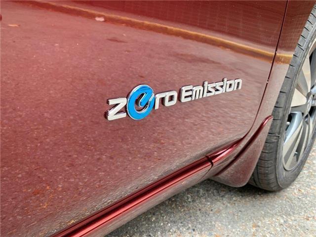 2017 Nissan LEAF  (Stk: B15780) in Vancouver - Image 13 of 22