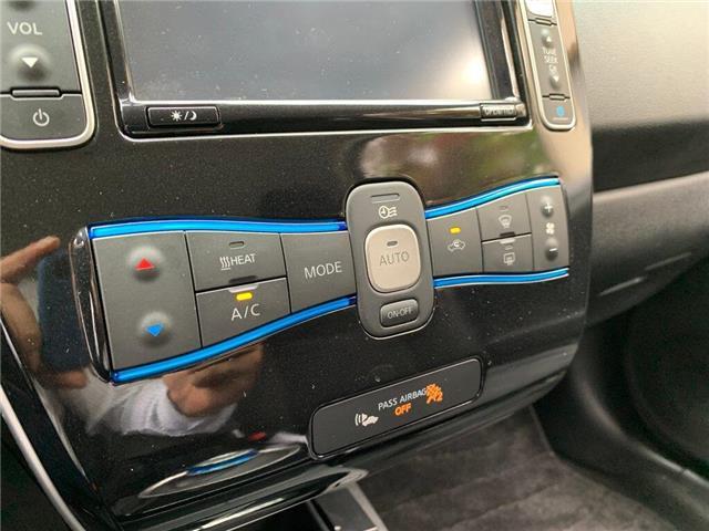 2017 Nissan LEAF  (Stk: B15780) in Vancouver - Image 16 of 22