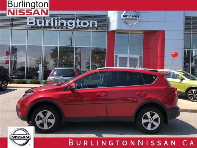 2015 Toyota RAV4 XLE (Stk: A6751) in Burlington - Image 1 of 18
