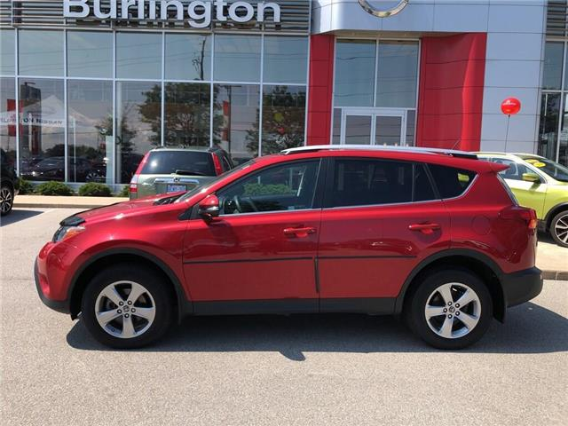 2015 Toyota RAV4 XLE (Stk: A6751) in Burlington - Image 2 of 18