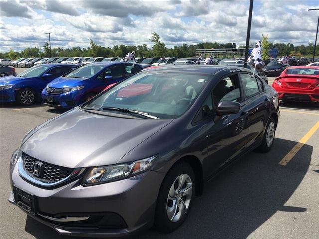 2015 Honda Civic LX (Stk: B0333) in Ottawa - Image 2 of 9
