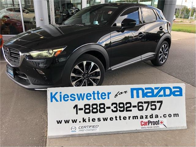 2019 Mazda CX-3 GT (Stk: 35358A) in Kitchener - Image 1 of 30