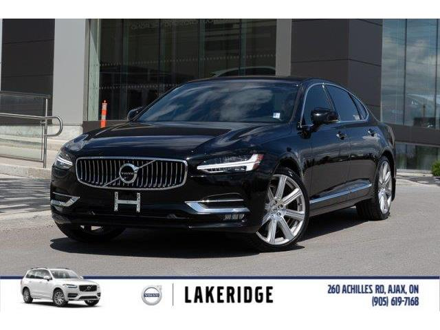 2018 Volvo S90 T6 Inscription (Stk: V0278A) in Ajax - Image 1 of 30