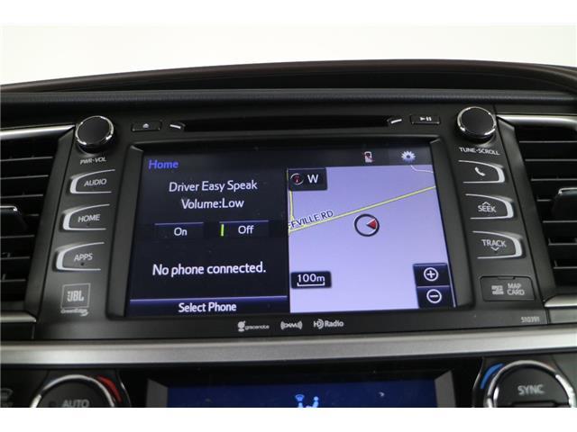 2019 Toyota Highlander Limited (Stk: 293819) in Markham - Image 19 of 28