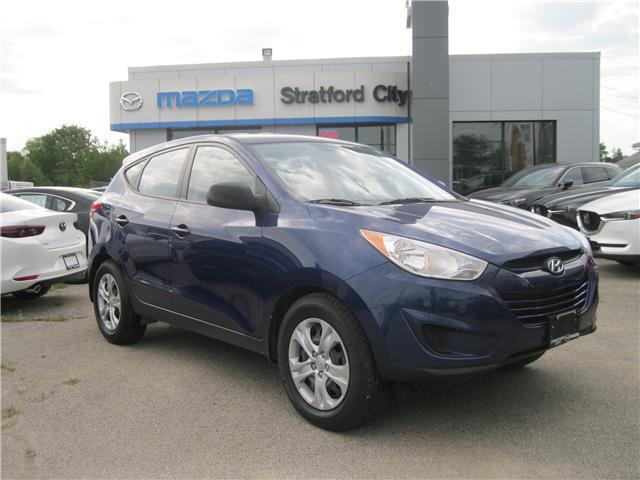 2011 Hyundai Tucson GL (Stk: 19118A) in Stratford - Image 1 of 18