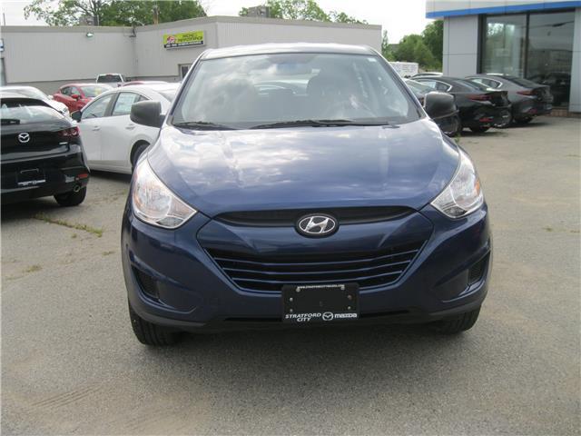 2011 Hyundai Tucson GL (Stk: 19118A) in Stratford - Image 2 of 18