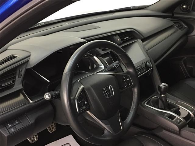 2017 Honda Civic Sport Touring (Stk: 35485W) in Belleville - Image 17 of 30