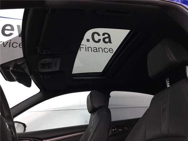 2017 Honda Civic Sport Touring (Stk: 35485W) in Belleville - Image 12 of 30