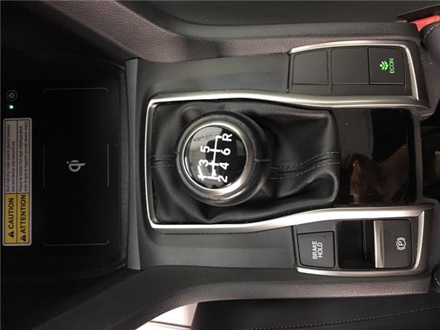 2017 Honda Civic Sport Touring (Stk: 35485W) in Belleville - Image 18 of 30