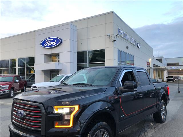 2016 Ford F-150 Lariat (Stk: OP19275B) in Vancouver - Image 1 of 29