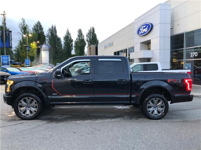 2016 Ford F-150 Lariat (Stk: OP19275B) in Vancouver - Image 2 of 29