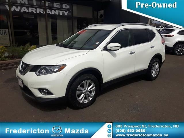 2016 Nissan Rogue SV (Stk: S07) in Fredericton - Image 1 of 12