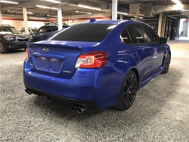 2018 Subaru WRX Sport-tech (Stk: S19505A) in Newmarket - Image 5 of 20