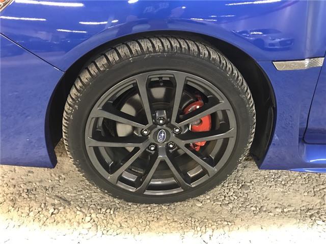 2018 Subaru WRX Sport-tech (Stk: S19505A) in Newmarket - Image 9 of 20