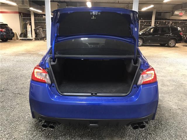 2018 Subaru WRX Sport-tech (Stk: S19505A) in Newmarket - Image 10 of 20