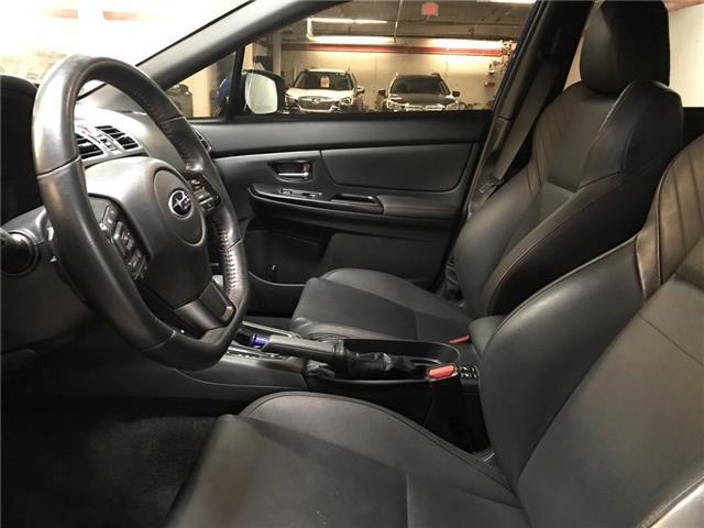 2018 Subaru WRX Sport-tech (Stk: S19505A) in Newmarket - Image 12 of 20