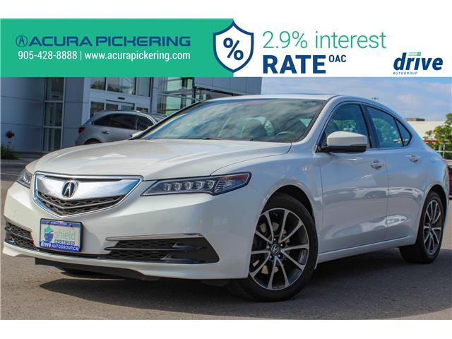 2015 Acura TLX Tech (Stk: AP4924A) in Pickering - Image 1 of 31