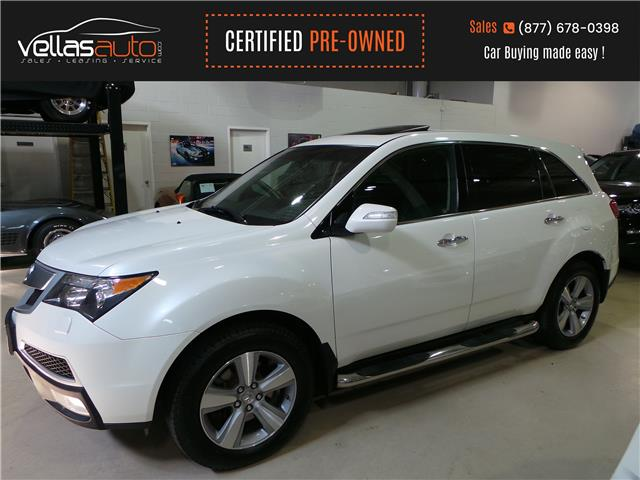 2011 Acura MDX Technology Package (Stk: TI1029) in Vaughan - Image 1 of 28