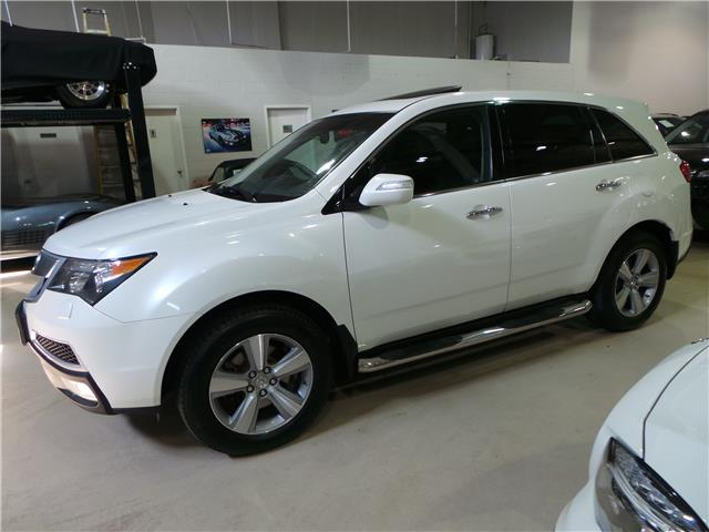2011 Acura MDX Technology Package (Stk: TI1029) in Vaughan - Image 4 of 28