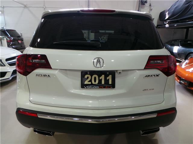 2011 Acura MDX Technology Package (Stk: TI1029) in Vaughan - Image 6 of 28