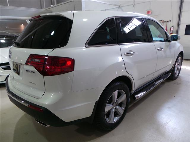 2011 Acura MDX Technology Package (Stk: TI1029) in Vaughan - Image 8 of 28