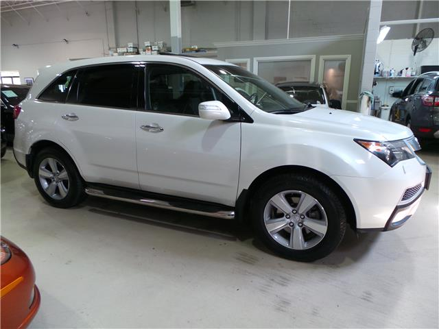 2011 Acura MDX Technology Package (Stk: TI1029) in Vaughan - Image 9 of 28