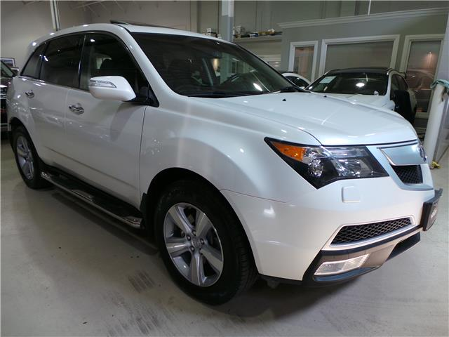 2011 Acura MDX Technology Package (Stk: TI1029) in Vaughan - Image 10 of 28