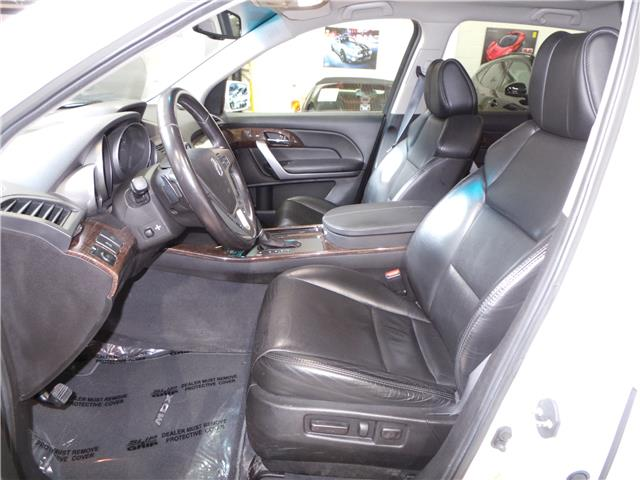 2011 Acura MDX Technology Package (Stk: TI1029) in Vaughan - Image 16 of 28