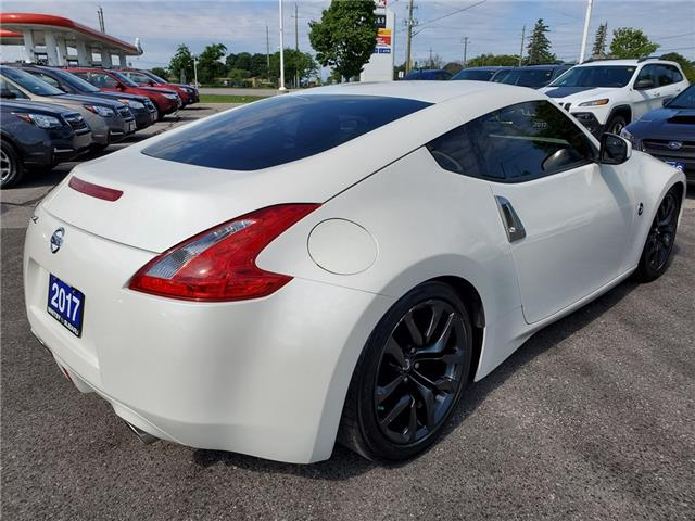 2017 Nissan 370Z Base (Stk: 9S1133BA) in Whitby - Image 5 of 21