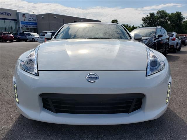 2017 Nissan 370Z Base (Stk: 9S1133BA) in Whitby - Image 8 of 21