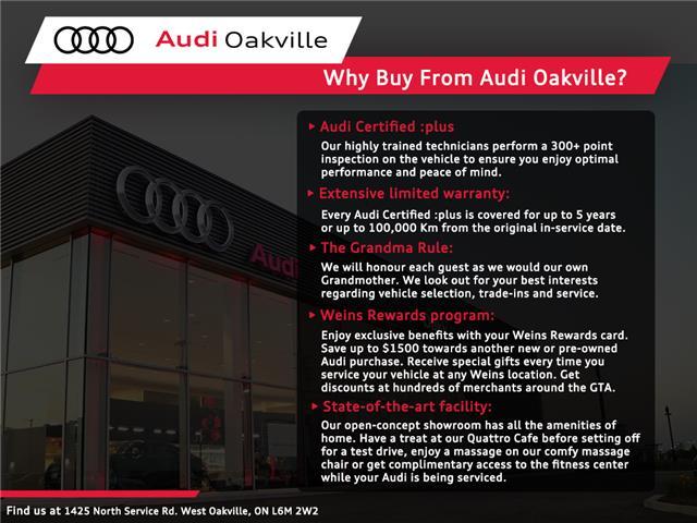 2017 Audi A4 2.0T Komfort (Stk: B8664) in Oakville - Image 5 of 19